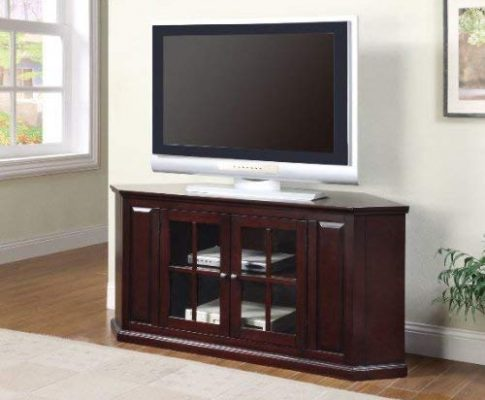 Coaster 55 Inch Two Door Corner TV Stand by Coaster 700706 Review