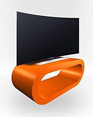 Zespoke Tv Stand Medium Hoop – Orange Gloss Review