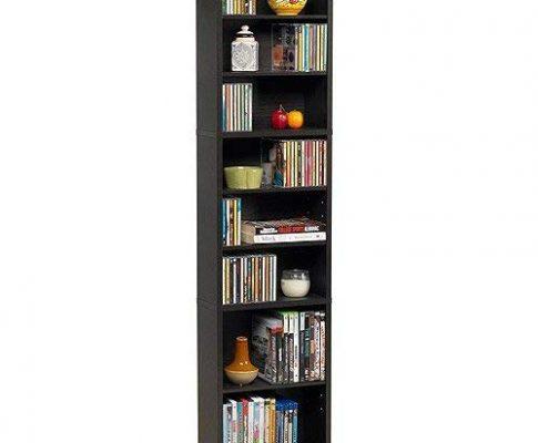 Summit Media Storage Cabinet, Espresso Review