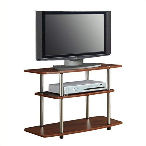 Pemberly Row 3 Tier TV Stand - Cherry