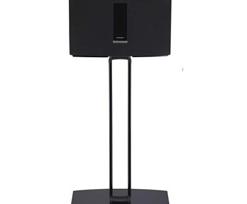 SoundXtra Floor Stand for Bose SoundTouch 30 – Single (Black) Review