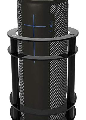 FitSand Speaker Guard Stand Station for UE MEGABOOM – Enhanced Strength and Stability to Protect Alexa Boom Speaker (Black) Review