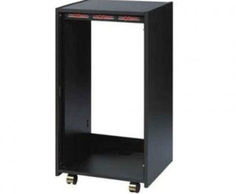 Elite Rack – ERK Color: Ebony, Size: 20 rack units Review