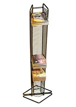 Atlantic 1248 Onyx 1209 35 CD Tower Matte Black Steel Review