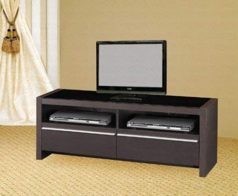 Cappuccino TV Stand – Coaster 700649 Review