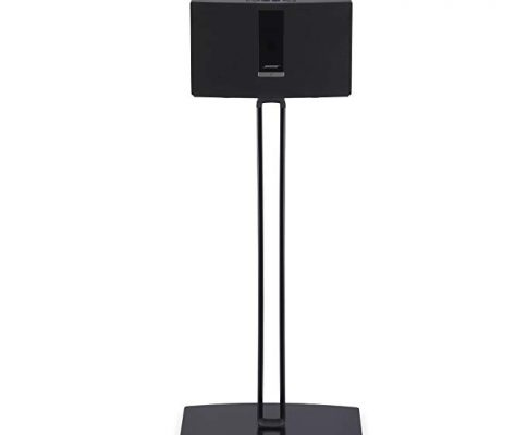 SoundXtra Floor Stand for Bose SoundTouch 20 – Single (Black) Review