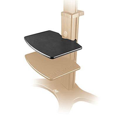 AVF-TP-BLK Equipment Tray AVF-TP (Extra Shelf) for BLACK TV Cart TV Stand AVF1500-50-1P and AVF1500-60-1p. Review