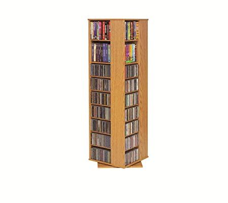 LDE LESLIE DAME High Capacity Spinning Multimedia Tower Oak Review