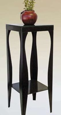 Phone / Plant Stand in Black Finish ADS6082-bk Review