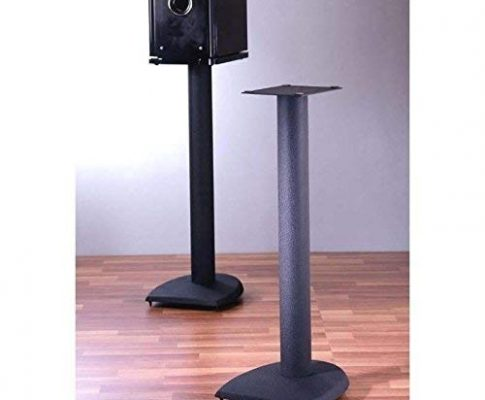 DF series Heavy Duty Speaker Stand – Set of 2 (29 in.) Review