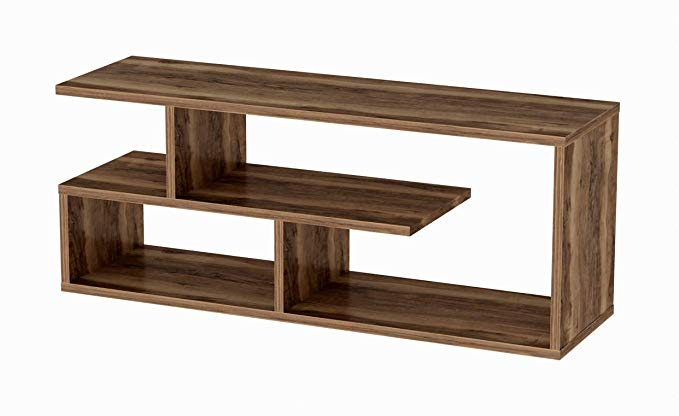 Line TV Stand (Brown)