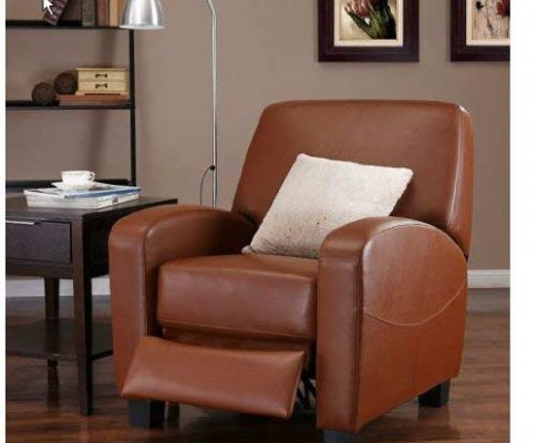 Mainstays Home Theater Recliner, Multiple Colors Review