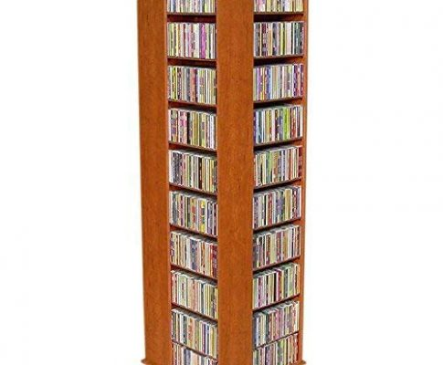 Venture Horizon Revolving Media Tower 1000 Cherry Review