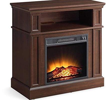Mainstays 31″ Media Fireplace for TVs up to 42″ Review