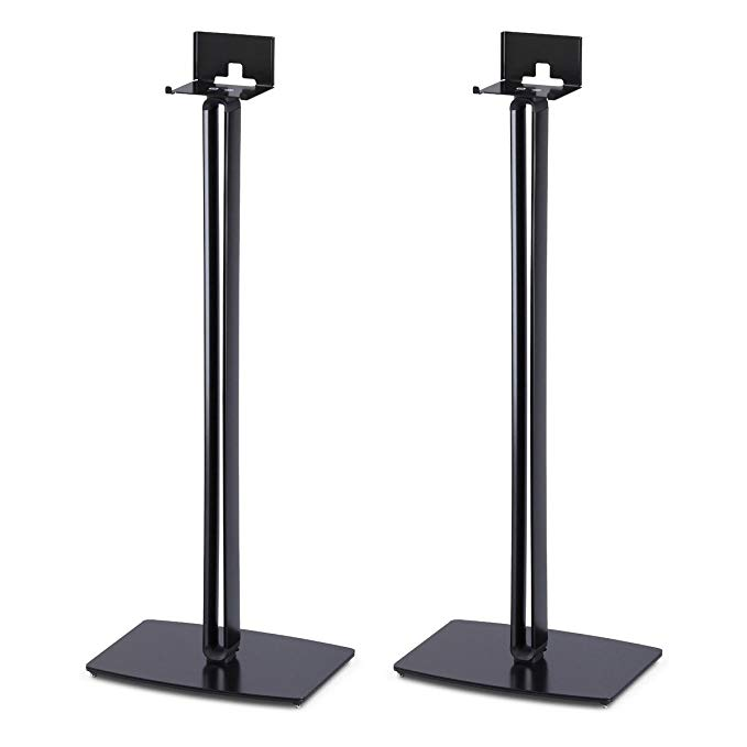 SoundXtra Floor Stands Bose SoundTouch 10 - Pair (Black)