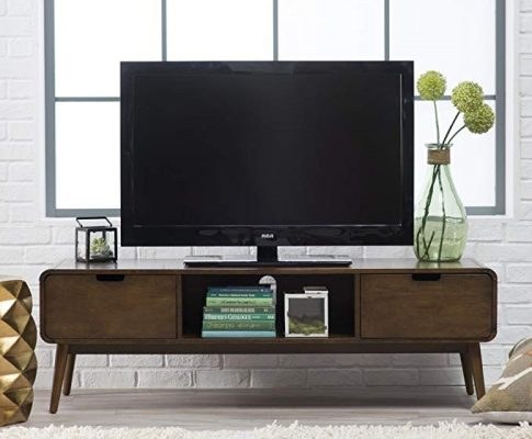 Belham Living Carter Mid Century Modern TV Stand Review
