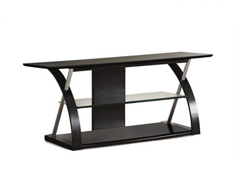 Contemporary LCD Plasma TV Media Stand Review