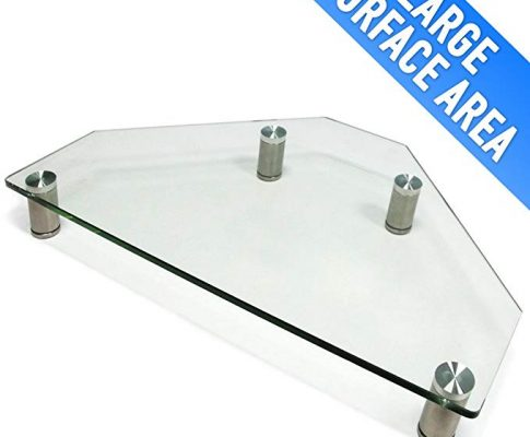 Corner TV Stand / Monitor Stand for Flat Panel Displays – Aeon 60129 Review