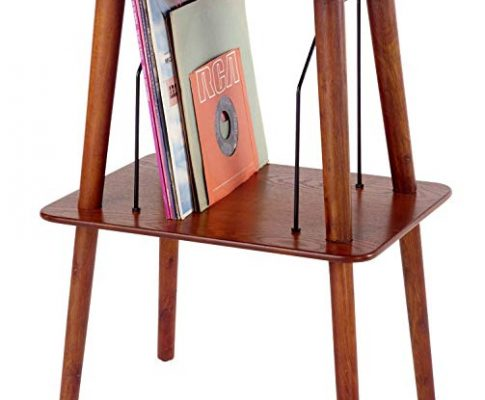 Crosley ST66-PA Manchester Entertainment Center Stand, Paprika Review