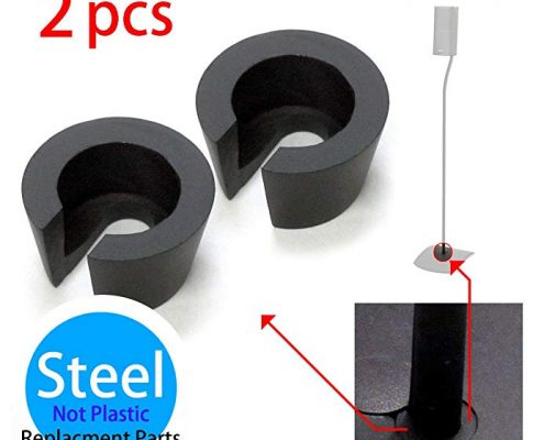 BOSE UFS-20 Speaker Stand Parts – Washer, Custom Made STEEL (not plastic) Washer, Black, 2pcs Review