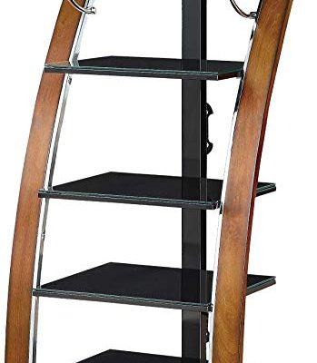 Whalen Furniture AVTEC48-TC High Audio Video Tower, 48-Inch Review