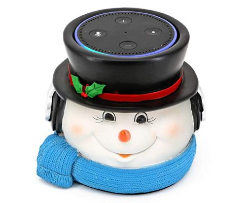 Snowman Speaker Stand for Amazon Echo Dot 2nd and 1st Generation, Jam Classic Speaker Review