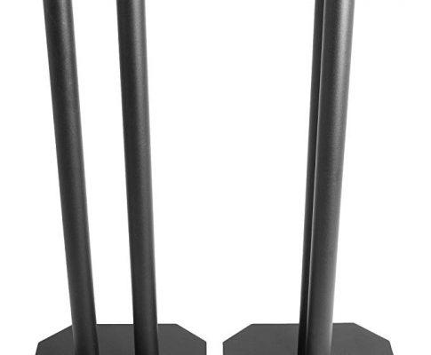 VIVO Premium Universal Floor Speaker Stands for Surround Sound & Book Shelf Speakers (STAND-SP03B) Review
