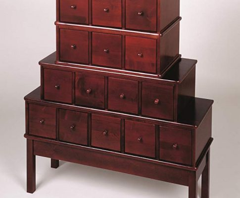 Library Style CD Storage Cabinet Review